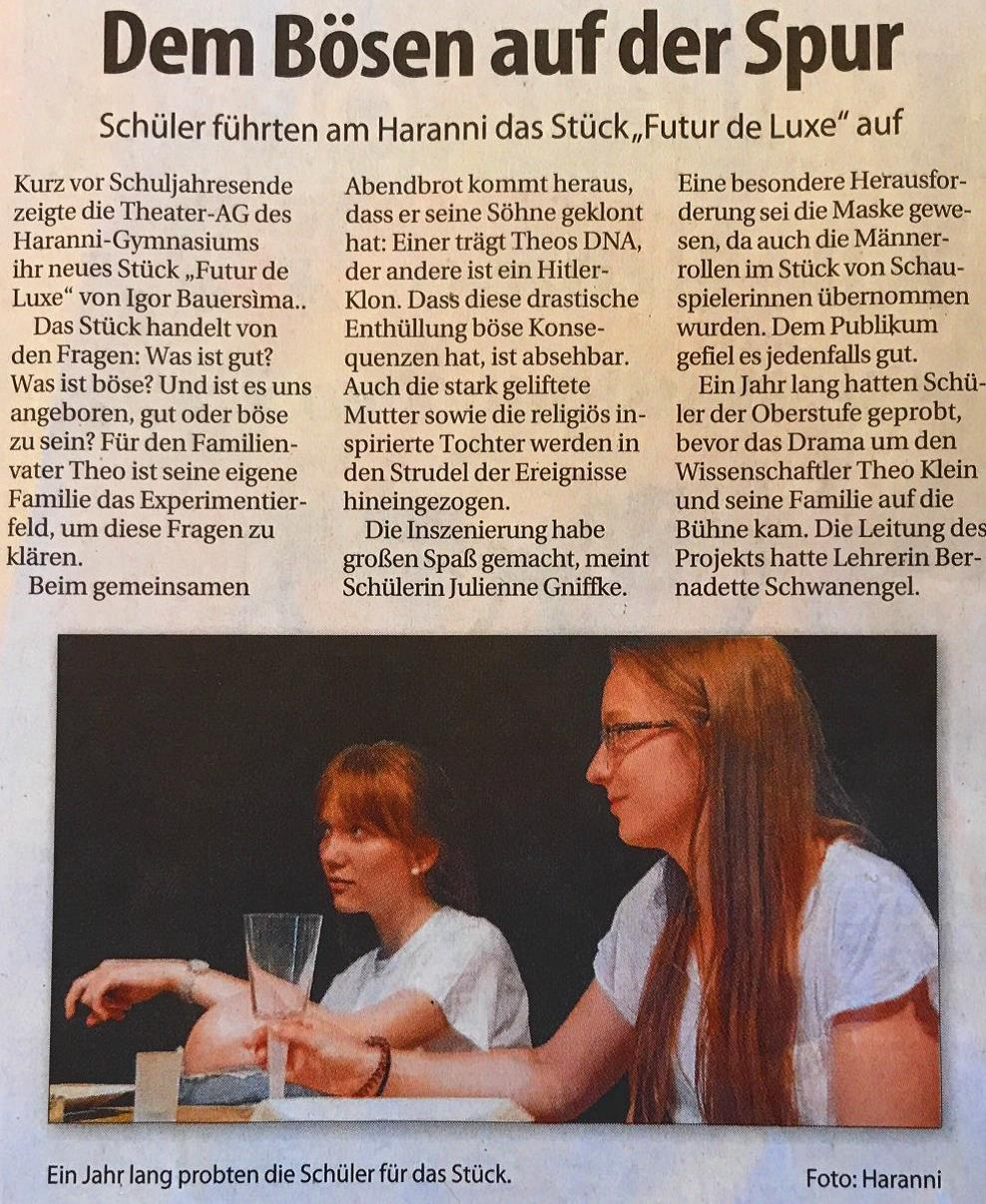 themater 20181 zeitung 25.07.18